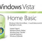 WINDOWS VISTA HOME BASIC PORTUGUÊS