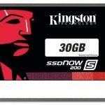 KINGSTON SSDNOW 30GB S200 SATA 3 2.5″ 9.5mm