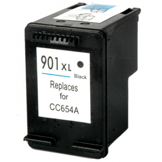 Tinteiro HP Compativel Nº 901 XL preto