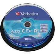 10 CD-R VERBATIM