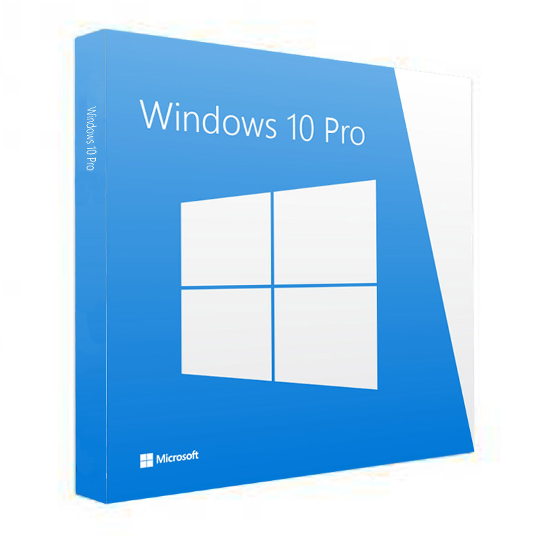 WINDOWS 10 PRO 64BT/32BT