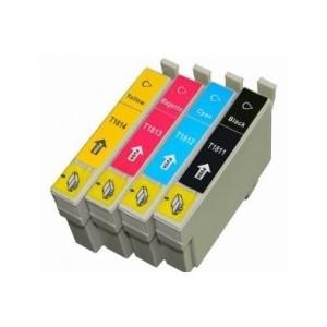 Tint. Compat. Epson 18 XL T1811BK/COR