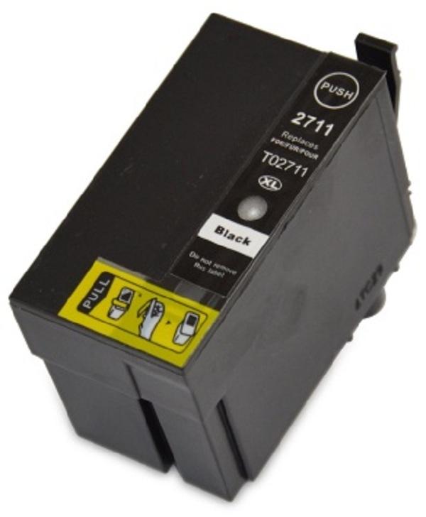 Tinteiro Compatível Epson 27 XL PRETO
